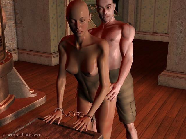 Bald sex slaves, barley legal nude pics