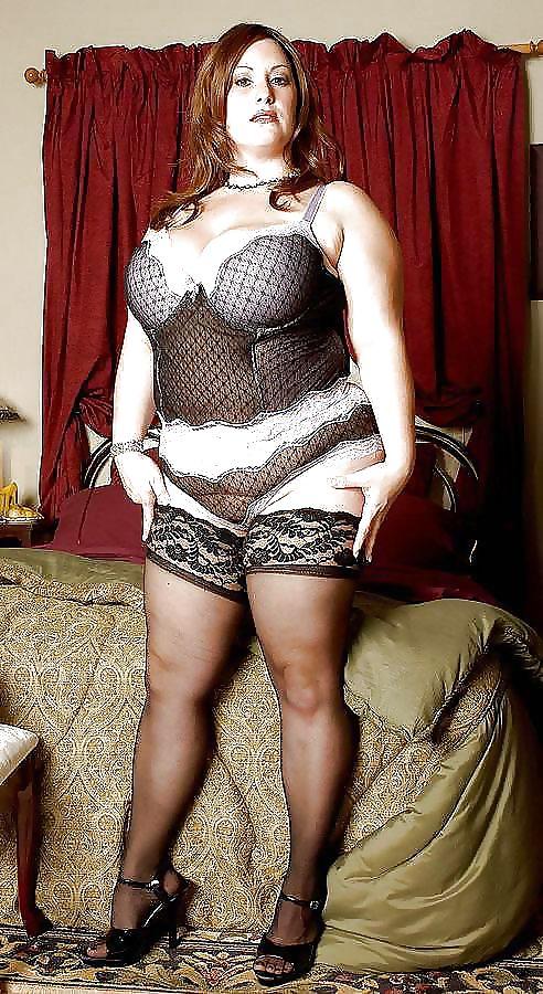 Sexy lingerie mature pics
