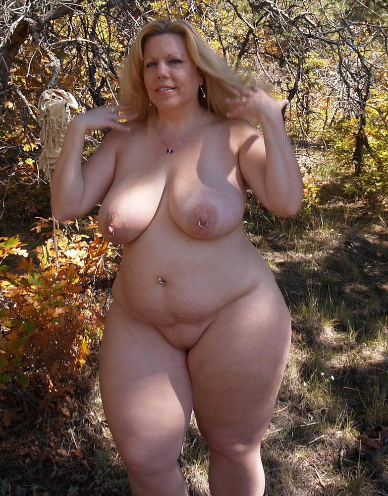обнаженные фото полненьких мамочек - 4