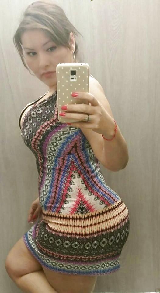 Big ass and tits latina cougar