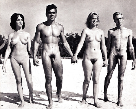 Groups Of Naked People - Vintage Edition - Vol. 8