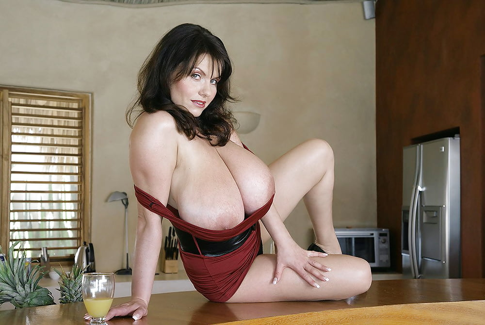 Retro milf with huge tits fucked