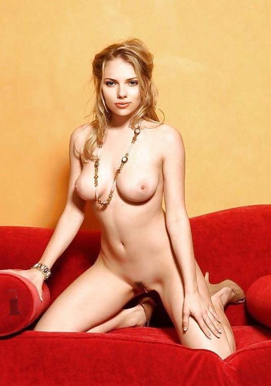 Scarlett johansson nude hot-7803
