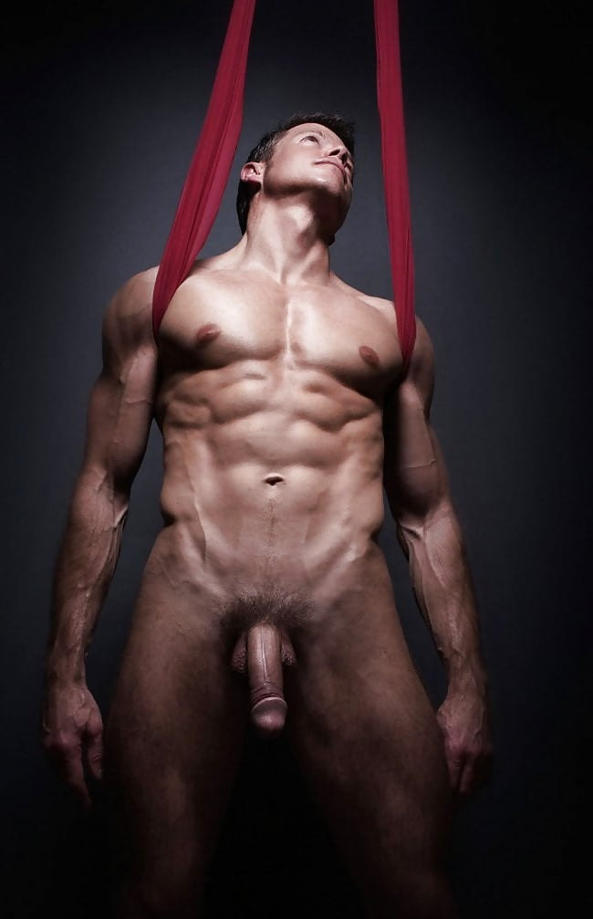 Naked male models