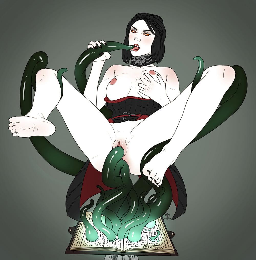 Vampire girl anal 15
