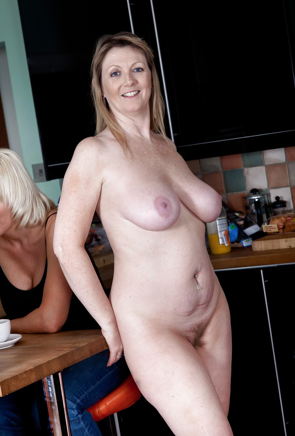 Milfs almost naked — 15