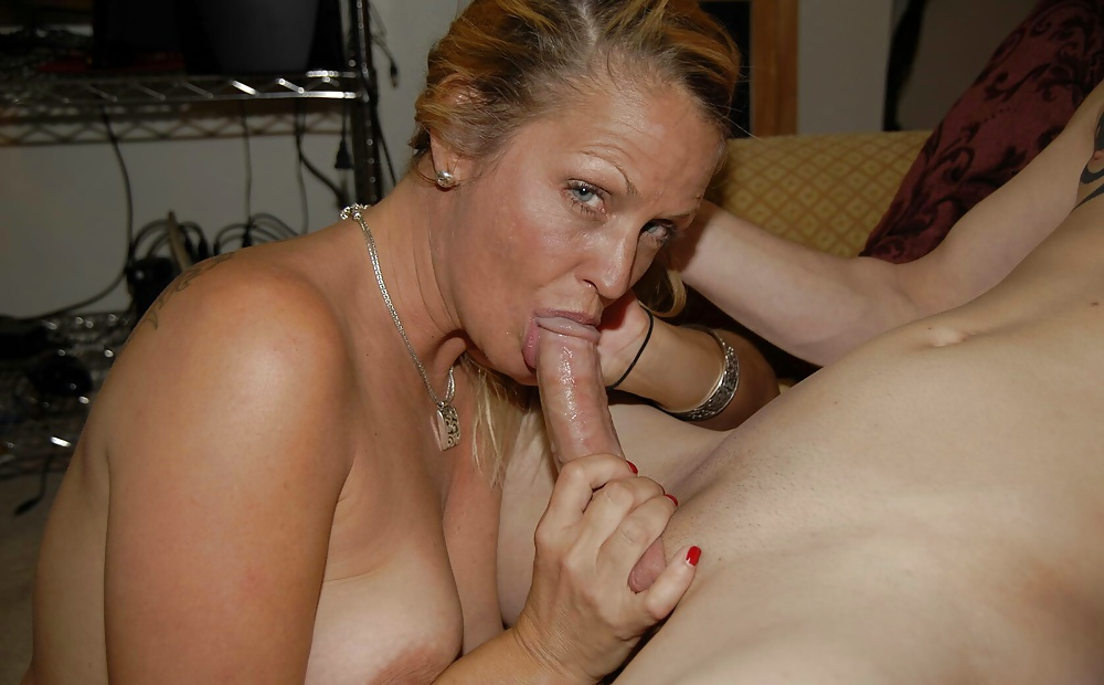 Wife Sucks Husbands Dick