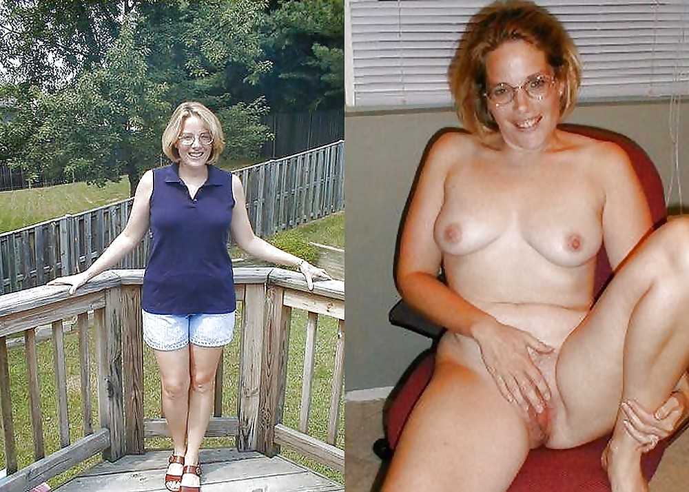 Hot Mature Woman Got So Horny She Has To Undress