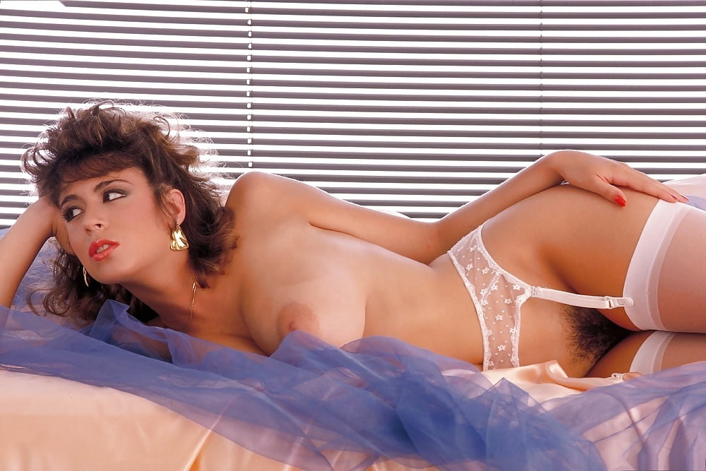 Christy canyon on golden blonde