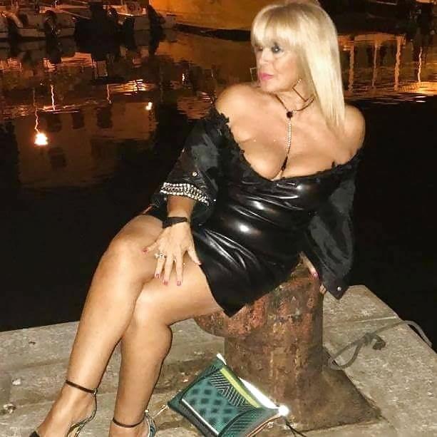 Mature italian big tits Rosa Italian Mature Big Tits Slut 156 Pics Xhamster