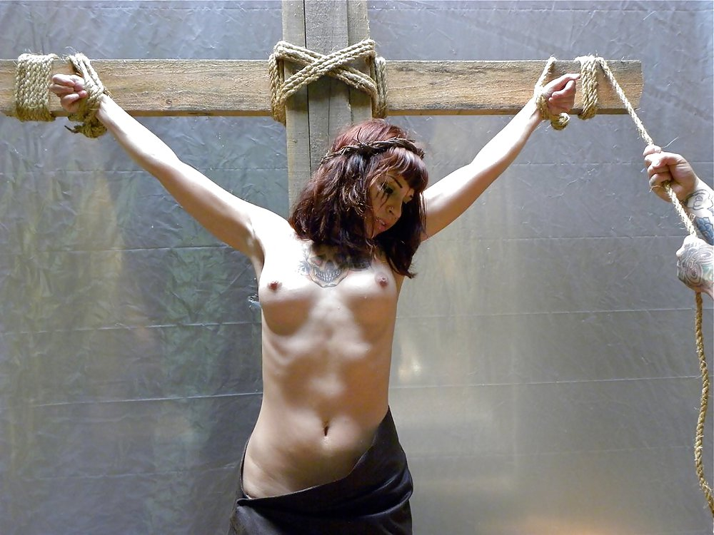 Manstersex movies of naked women crucifixion