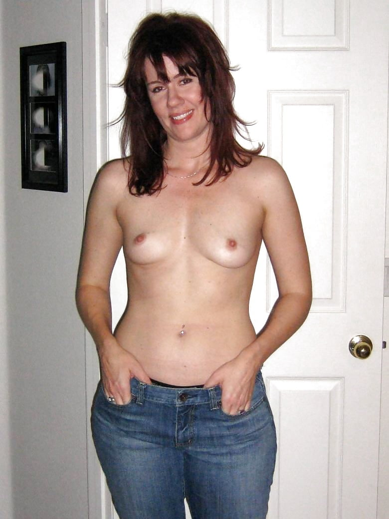 topless milfs in jeans