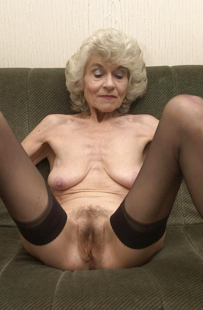 Old Granny Mature