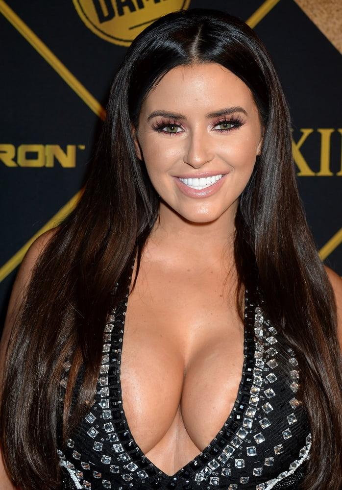 Celebrities show off side boob
