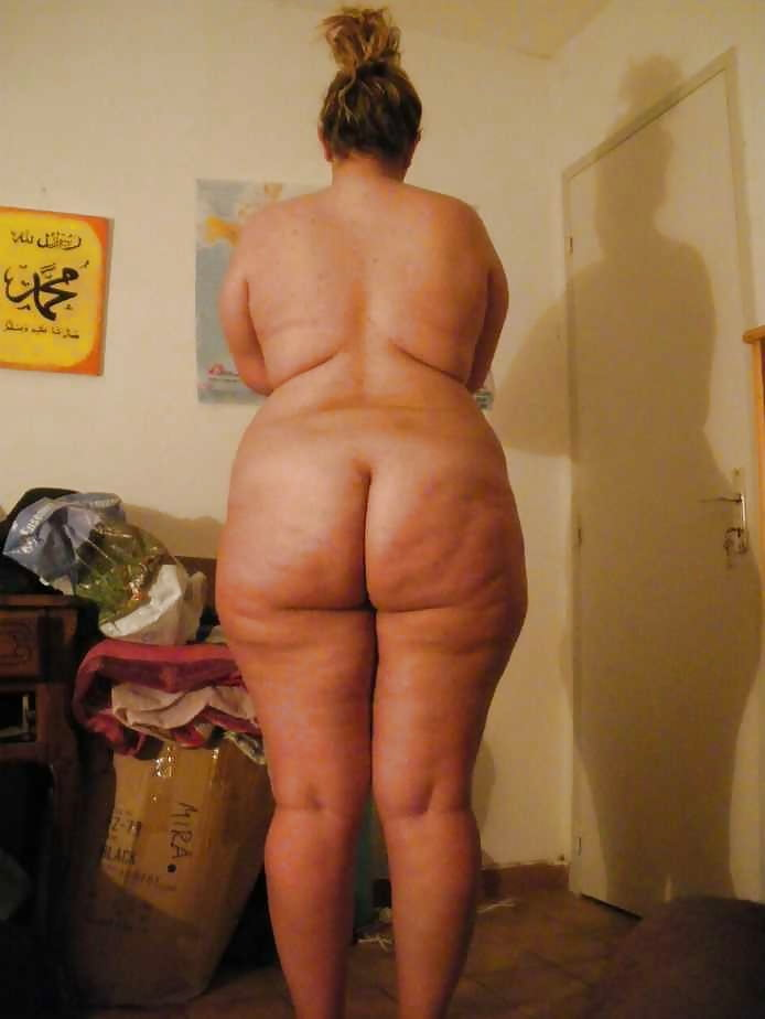 Fat Grandma Wide Hips