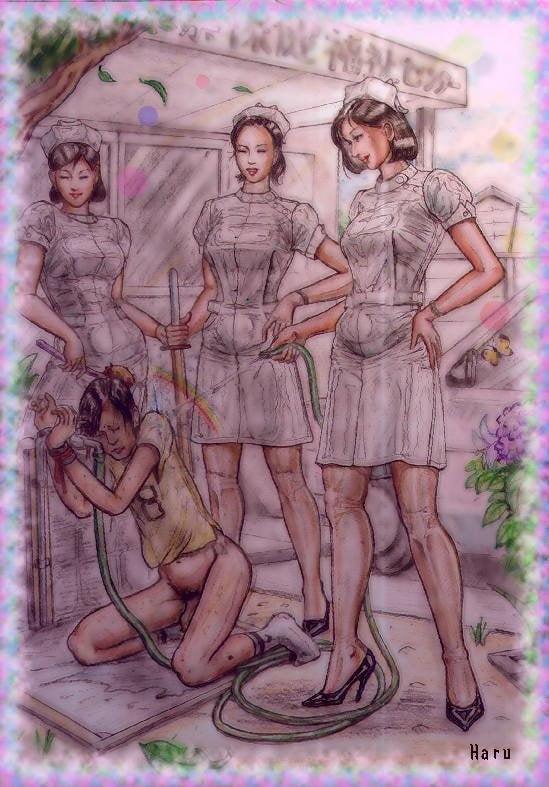 Schoolgirl Humiliation Punishment