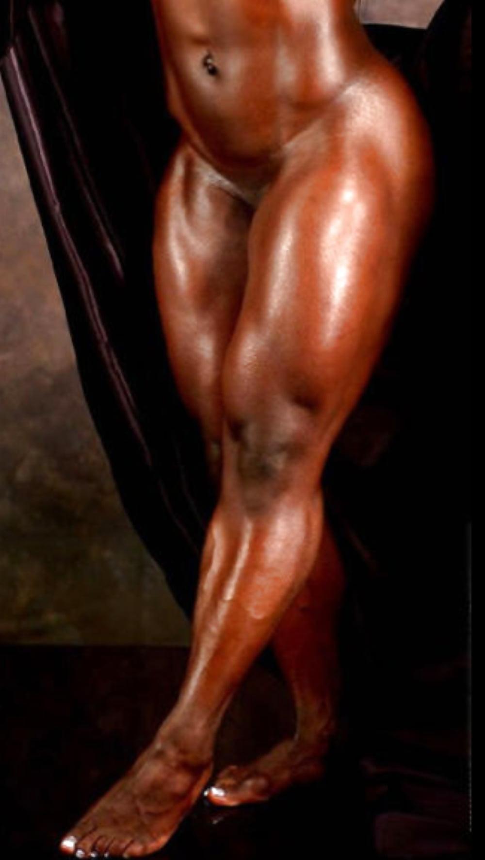 Free Gay Black Muscle Nude