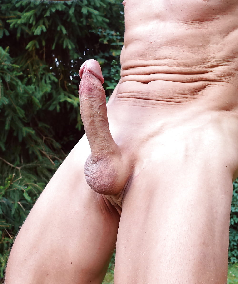 Small erect penis ruler