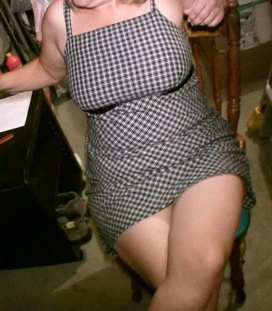 Chubby Milf Natural Tits