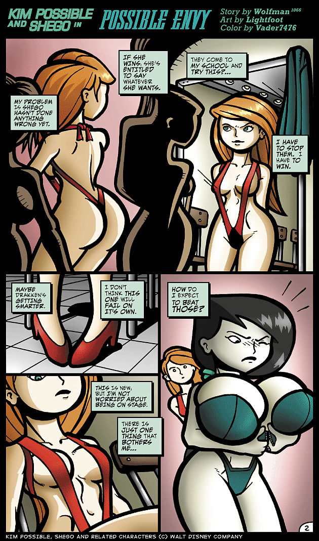 Naked pictures of kim possible-5935