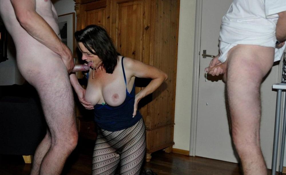 Kinky housewife cum gifs