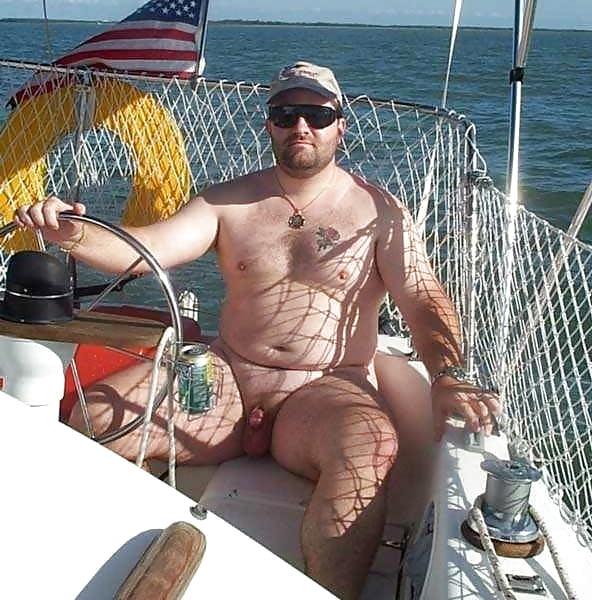 Boat gay porn