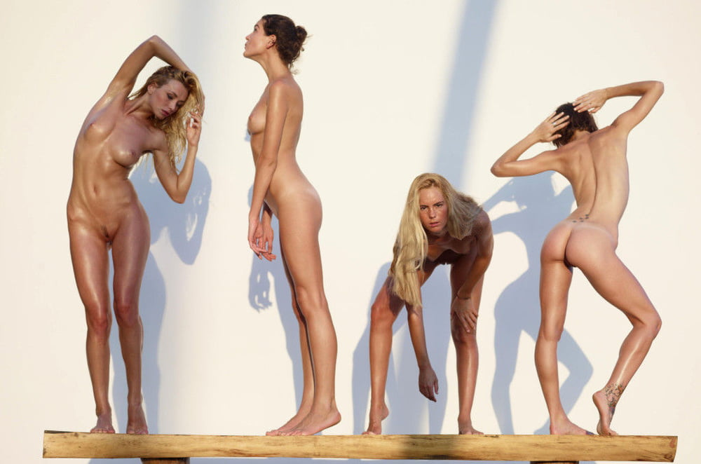 Models lose jobs after posing for naked lunchtime photoshoot the sun