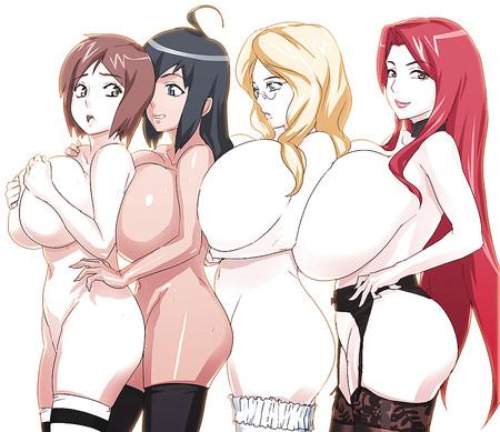 anime juggs