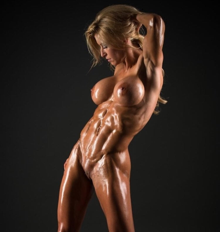 Erotic Muscle Women