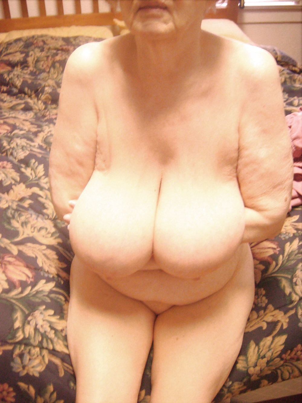 Grandma Boobs