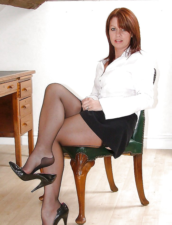 Mrs robinson brings more sound advice on how to make a mature pair of legs look great