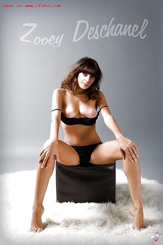 Zooey deschanel nude slide show