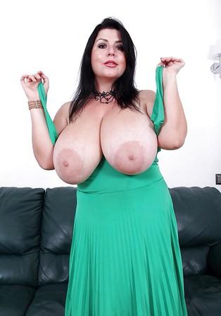 big nipples and areolas