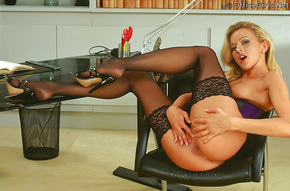 office-nylon-sex-undressed