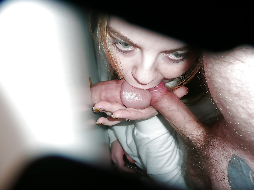 Watch gf suck through glory hole, tight chick anal