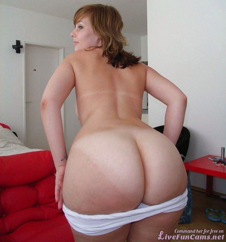 White Mature Big Butt