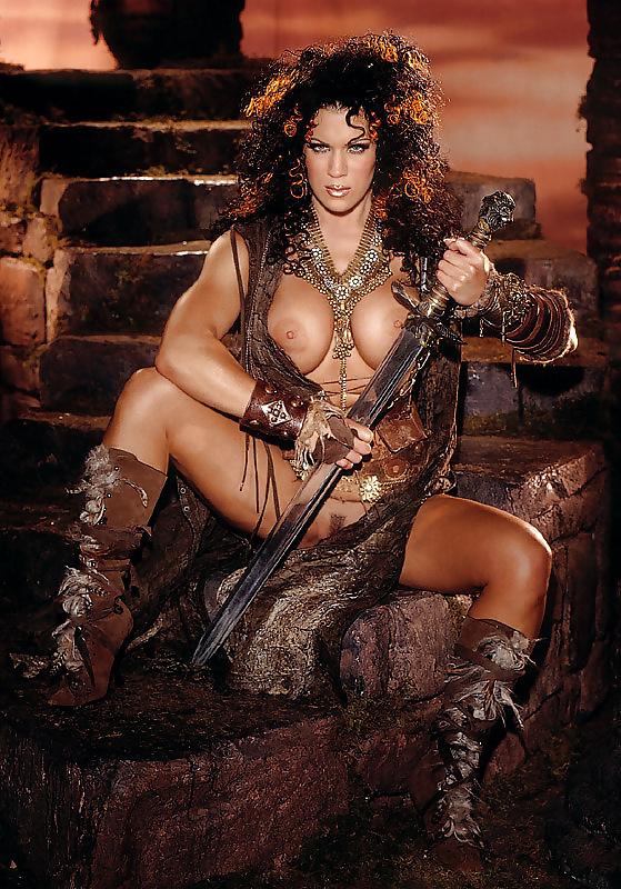Joanie laurer wrestler nude