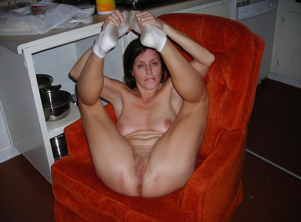 White trash amateurs naked — pic 9