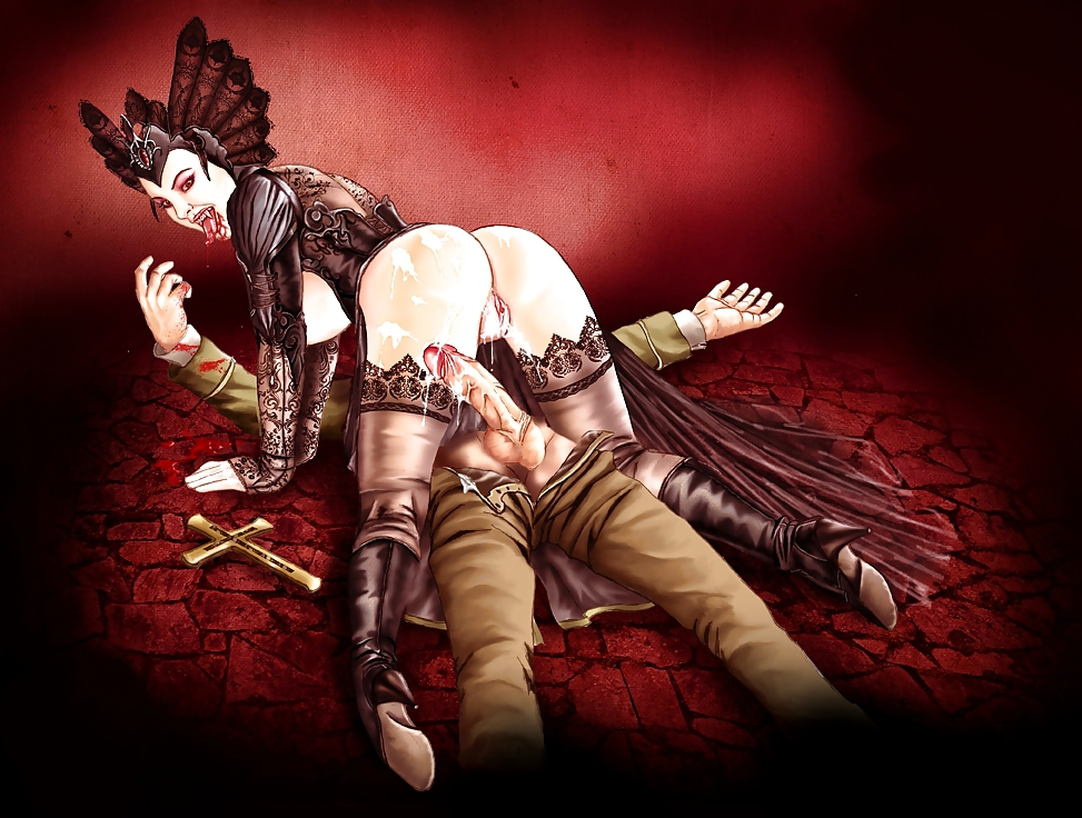 Gothic hentai verybigcandy