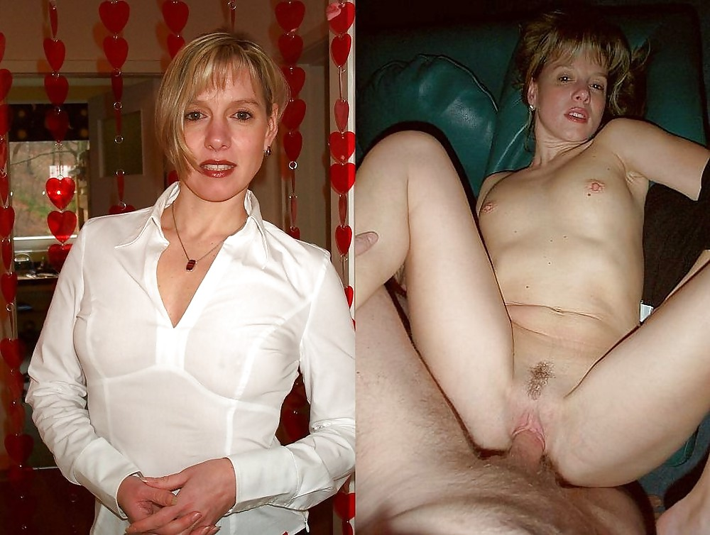 Mature lady is dressed for sex