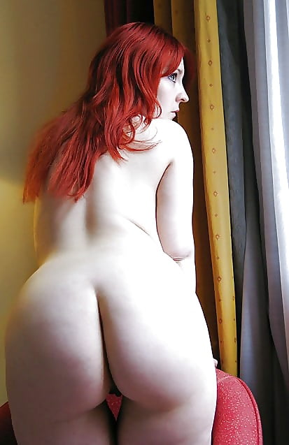 First Grey Haired With Redhead Pounds Her Booty Poked 1