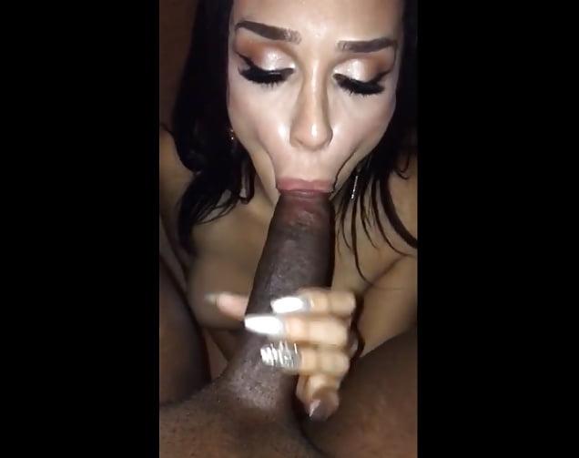 Latina Tranny Bbc Blowjob