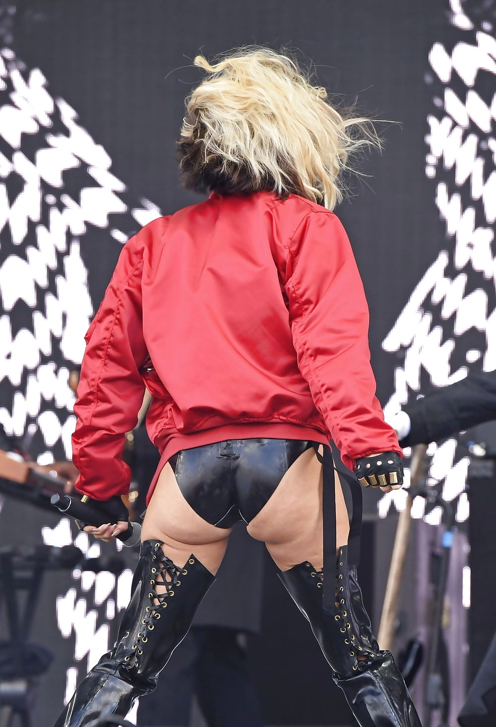 Ass fergie picture