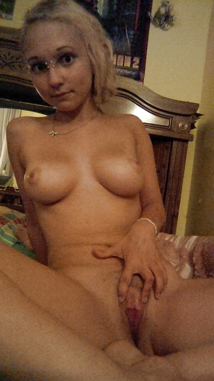 Cute young naked