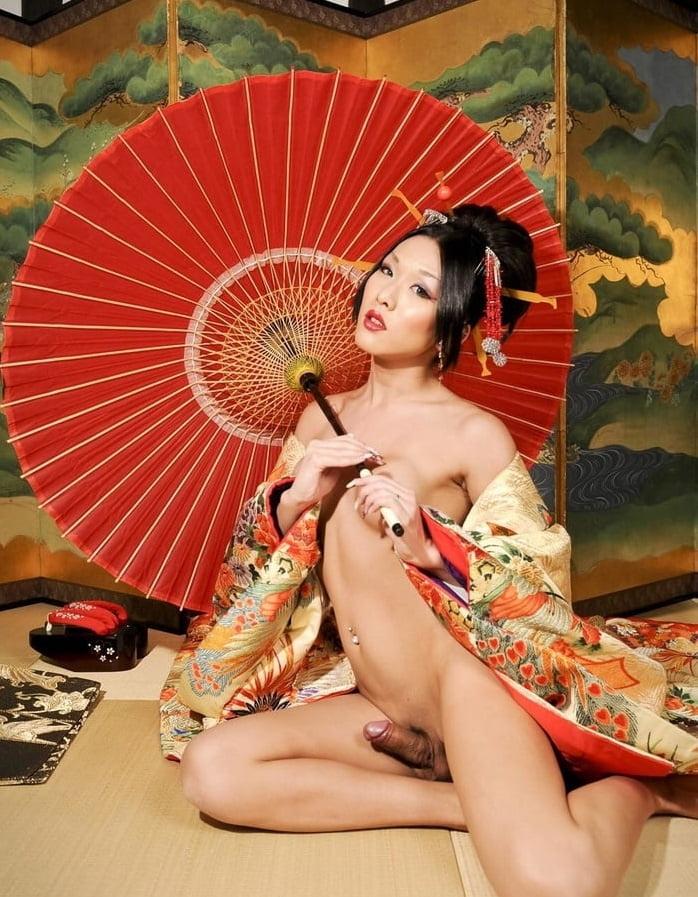 Ari geisha girls nude sexe female