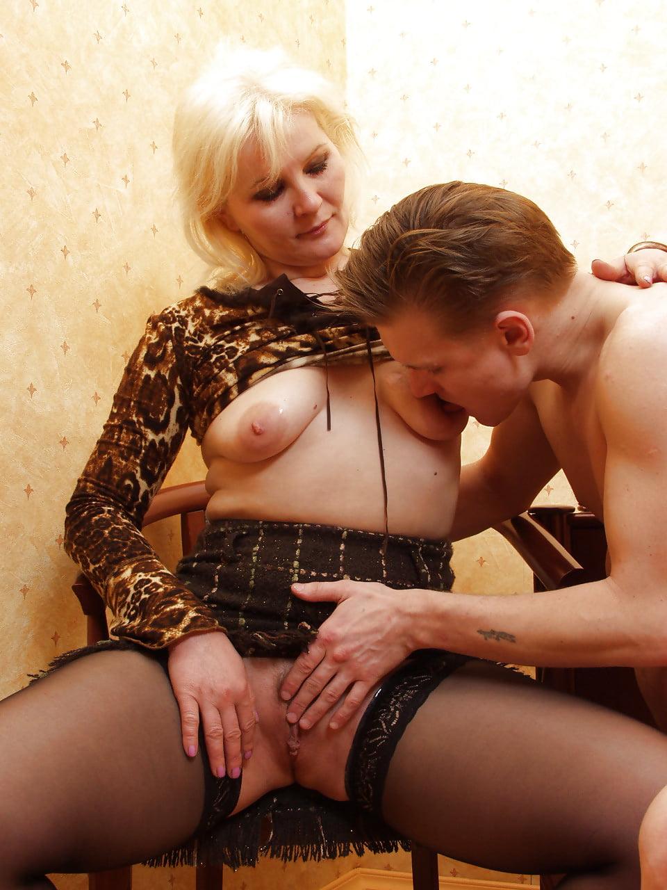 чудный секс мамочки - 6