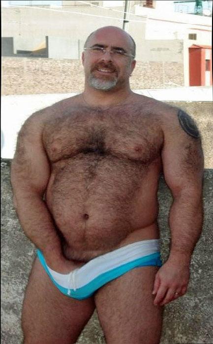 фото членов толстых мужчин - 11