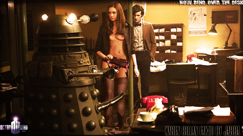 Doctor who and torchwood all girls nude, caledonian video sex
