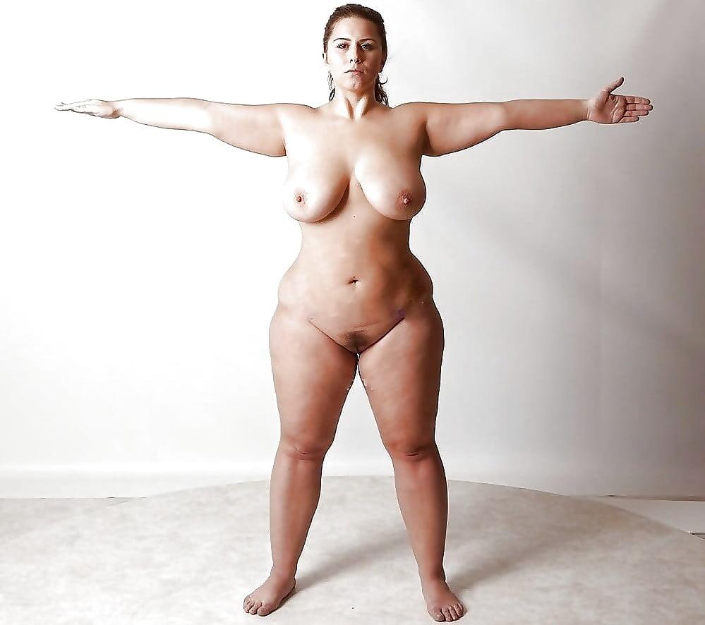 Plus size women naked pussy