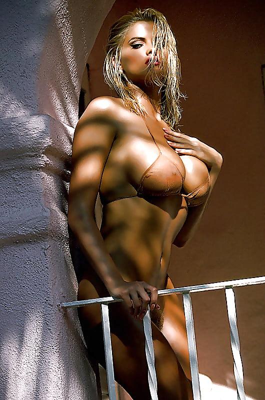 Sexy white big boobs
